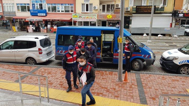 GÜNCELLEME - Kocaeli'de kaçak kazı yapan şüphelileri aralarındaki anlaşmazlık ele verdi