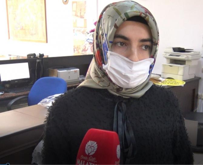 Malatya Büyükşehir Belediyesi'nden Eczacılar Odası'na maske