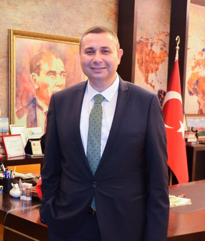 """MMO Antalya Şube Başkanı Atmaca: """"AVM'ler 24 saat havalandırılmalı"""""""