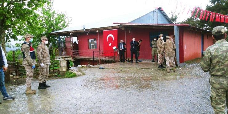 Şehit Piyade Uzman Onbaşı Gündeş Kahramanmaraş'ta son yolculuğuna uğrulandı