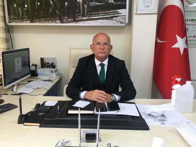 İstanbul Berberler Odası Başkanı Akyüz'den sakal traşı uyarısı