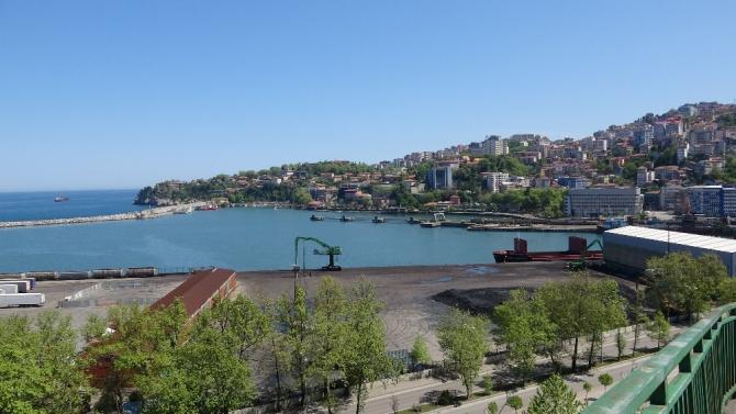 Dış ticarette yeni düzenleme, Zonguldak Limanını hareketli günler bekliyor