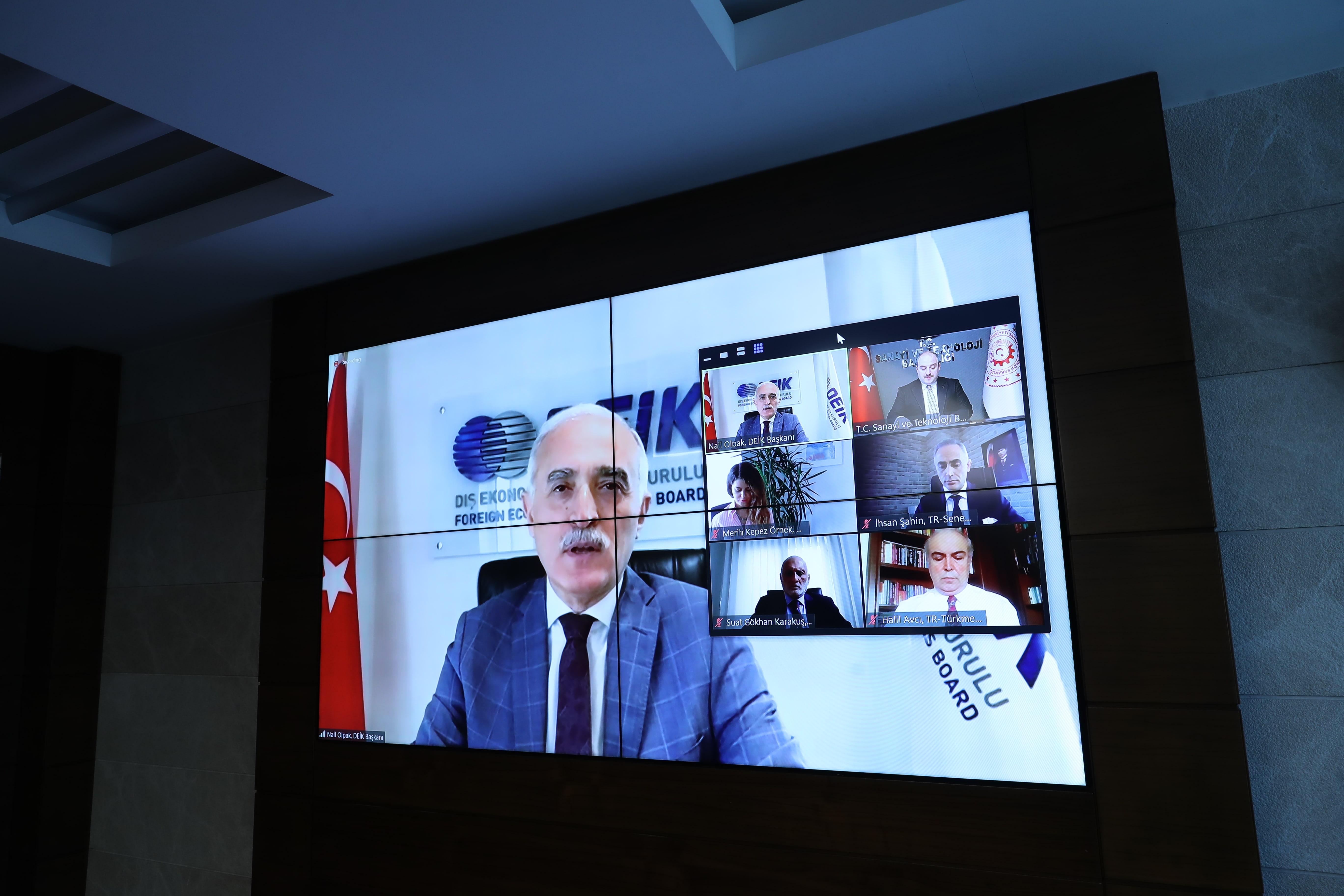 Bakan Varank: Reel sektörden olumlu sinyaller geliyor