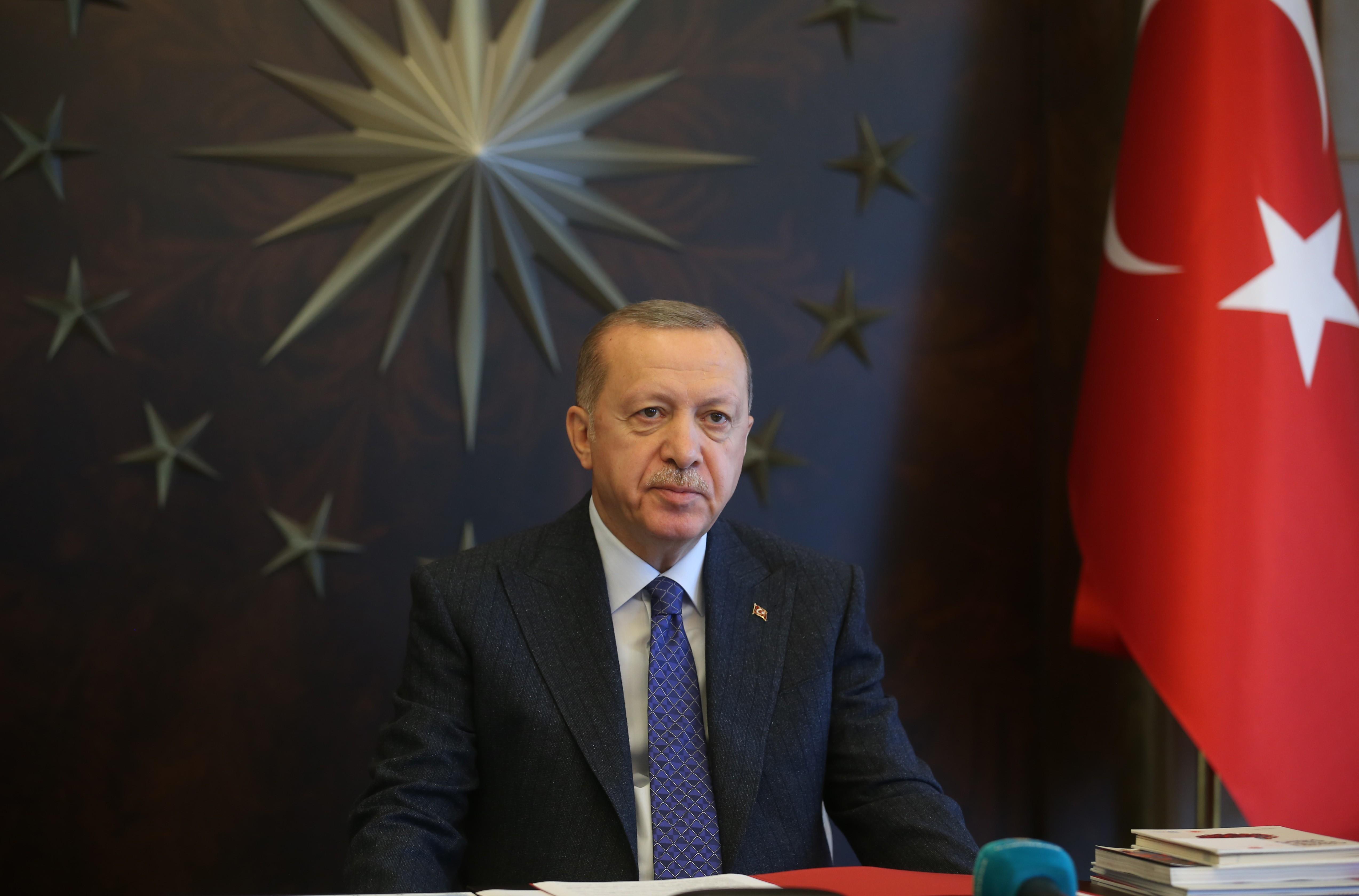 Erdoğan: En küçük bir ihmal salgının yeniden hortlamasına yol açabilir