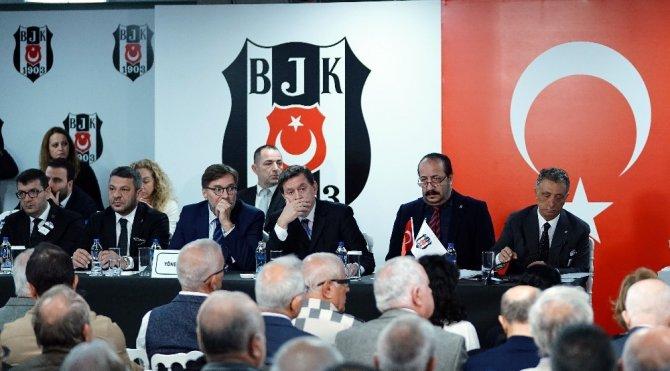 Beşiktaş müjdeli haberi verdi! Koronaya yakalanan Başkanın test sonucu negatif
