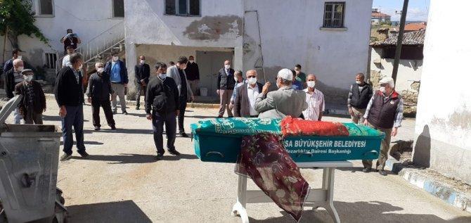 Cinayete kurban giden Ceren'e acı veda! Babasının yanına gömüldü