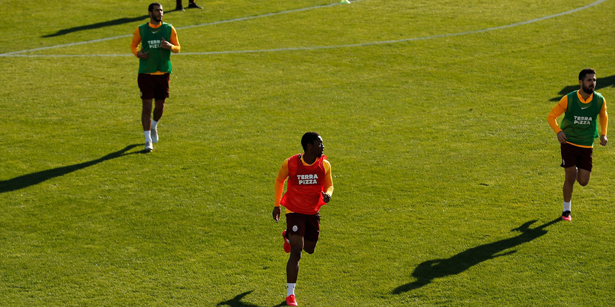 Galatasaray'dan Yeni Malatyaspor için geçmiş olsun mesajı