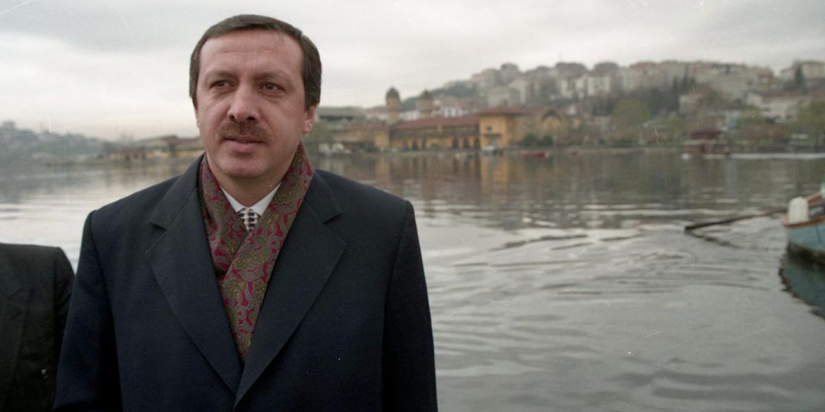 Cumhurbaşkanı Erdoğan'dan Twitter'da Haliç paylaşımı