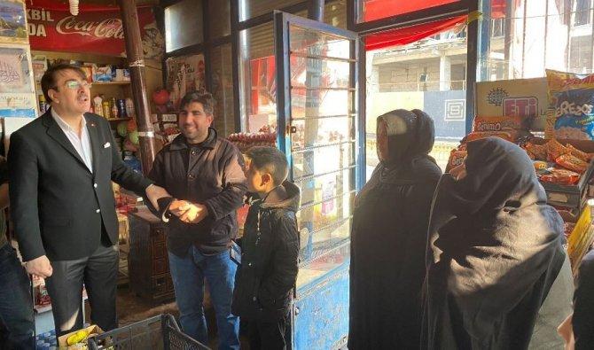 AK Partili Milletvekili Aydemir'den İman Terbiyesi vurgusu