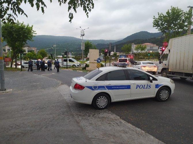 Bursa'da bir gencin vurulduğu çatışmanın yeni görüntüleri ortaya çıktı
