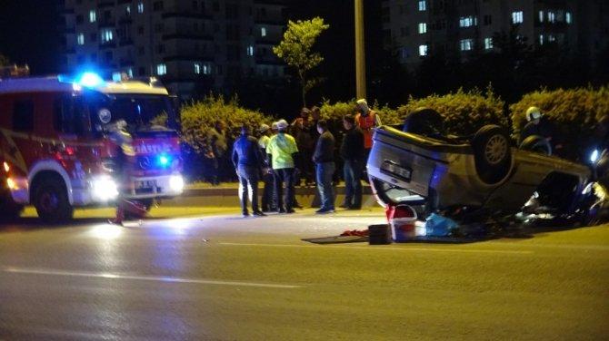 Feci son! Yol temizleme aracına çarpan sürücü hayatını kaybetti