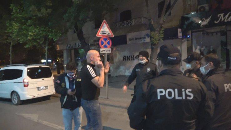 Konya'daki esrarengiz Amerikalı, bomba paniğine neden oldu