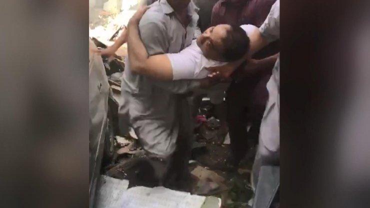 Pakistan'daki uçak kazasında can kaybı 97'ye yükseldi