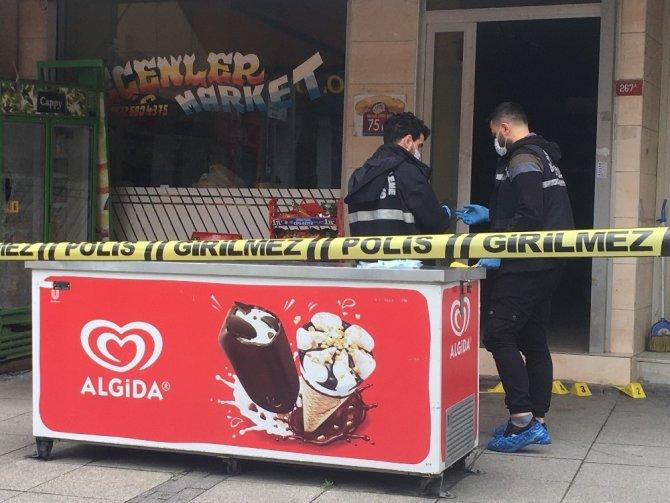 Sancaktepe'de otobüs şoförleri arasında çıkan kavga kanlı bitti!