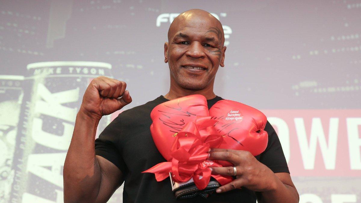 Mike Tyson ile dövüşme teklifi aldım!