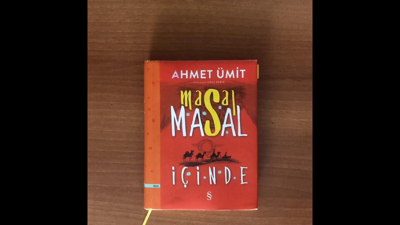 Ahmet Ümit'in Masal Masal İçinde kitabı çocukları intihara mı özendiriyor?