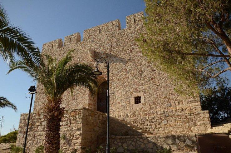 Kuşadası'nın simgesi, UNESCO Dünya Mirası Geçici Listesi'nde