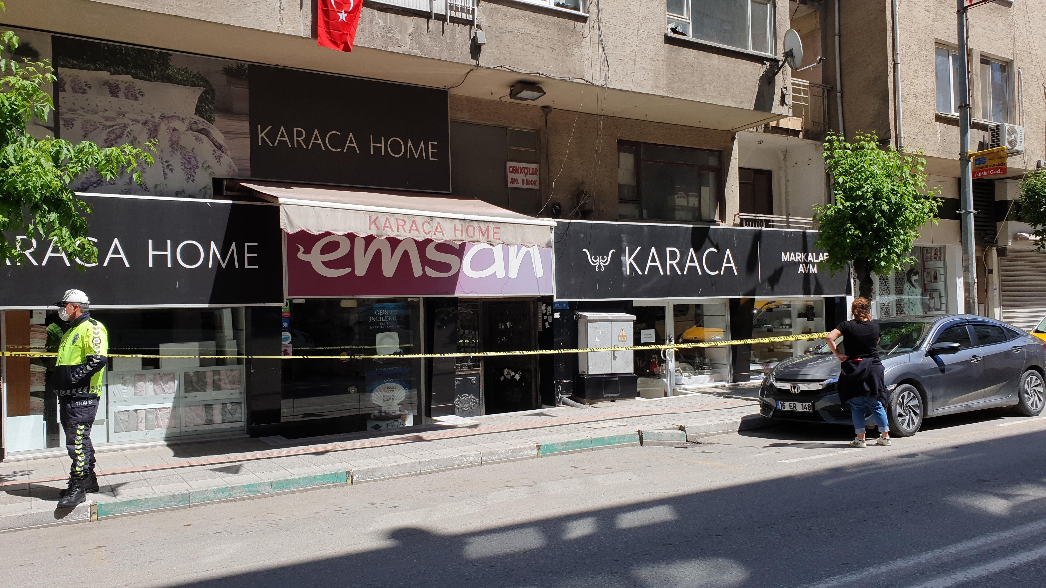 Bursa Gemlik'te yaşlı adam başından vurulmuş halde bulundu