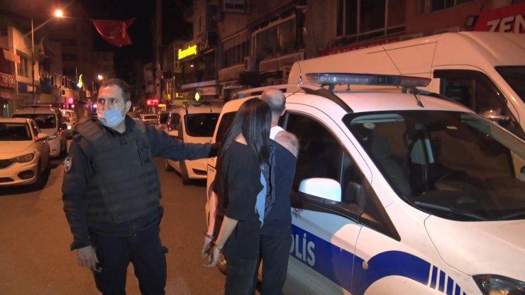 Kâğıthane'de gençlere ateş açan şüpheli gözaltına alındı