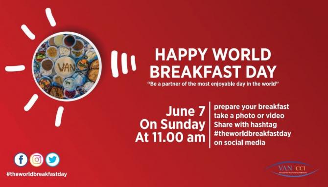 Van'da 7 Haziran Dünya Kahvaltı Günü hazırlığı