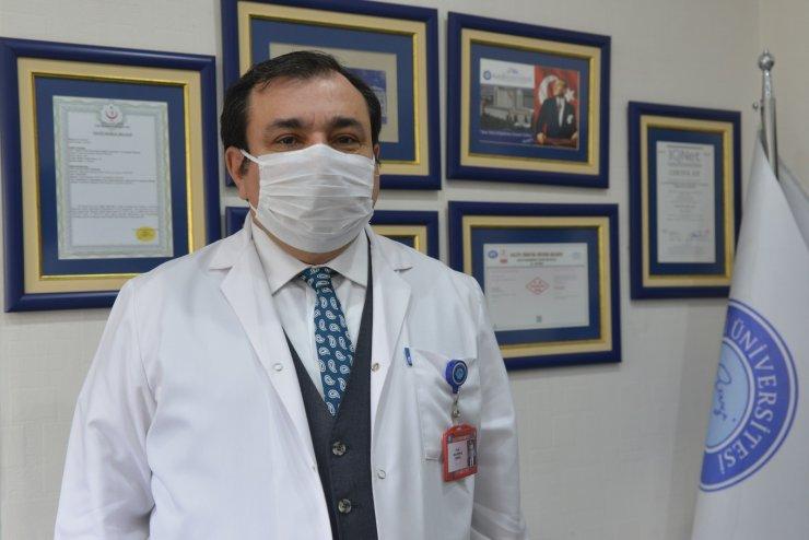Bilim Kurulu Üyesi Demircan: Hastaların yüzde 50'si hastaneleri aşırı kullanıyor
