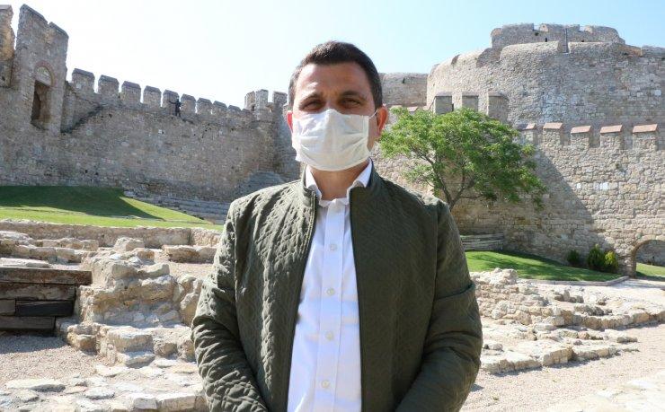 """Gelibolu Tarihi Alan Başkanı Kaşdemir: """"Burası dalış için önemli bir merkez olacak"""""""