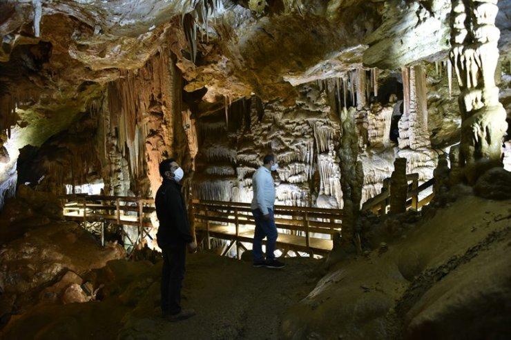 Karaca Mağarası, ziyarete açıldı