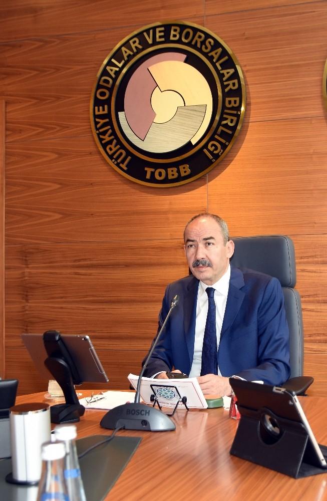 Kayseri'de odalar ortak meslek komiteleri müşterek istişare toplantısı yapıldı