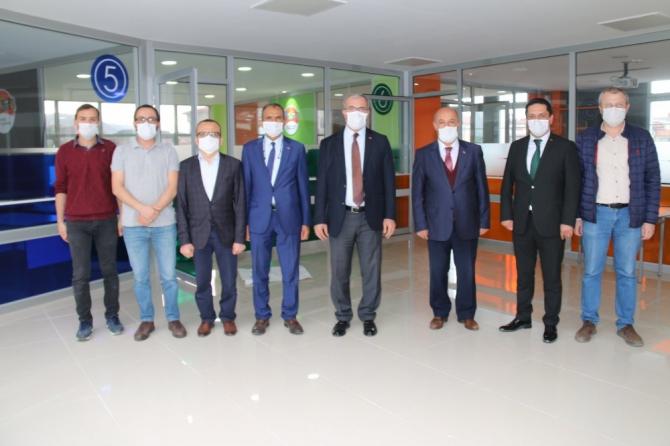 Kütahya'ya Türkiye'nin ilk otonom robot araç algoritma geliştirme merkezi