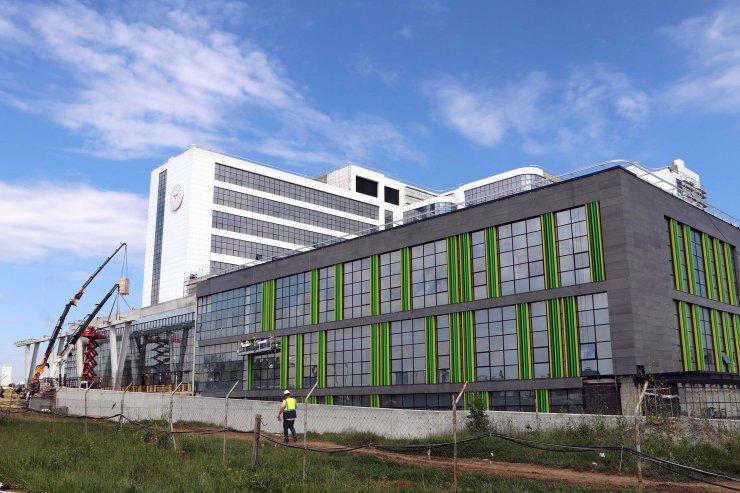 Tekirdağ Şehir Hastanesi, Ağustos ayında hasta kabulüne başlayacak