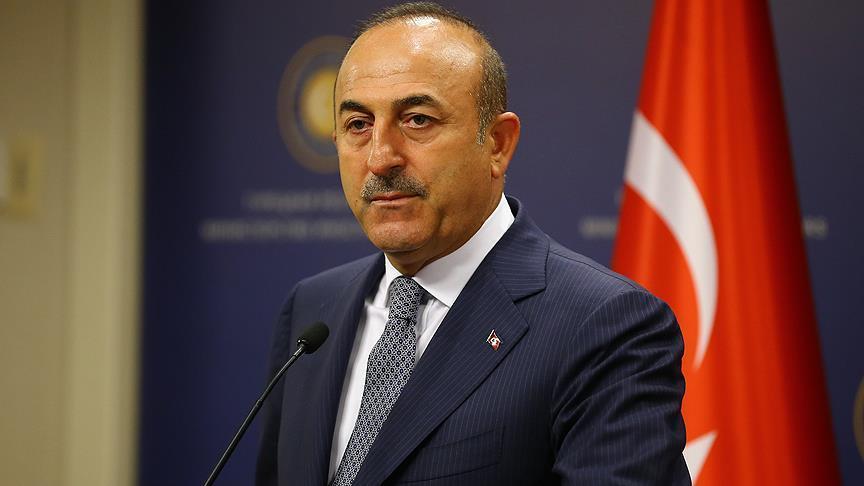 Çavuşoğlu: Ayasofya, Türkiye Cumhuriyetinin mülküdür