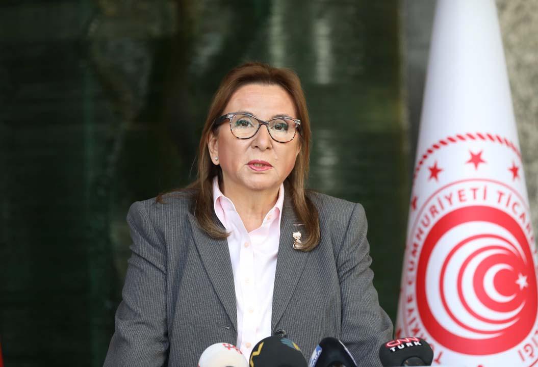 Bakan Pekcan açıkladı: Habur ve Gürbulak sınır kapıları açıldı