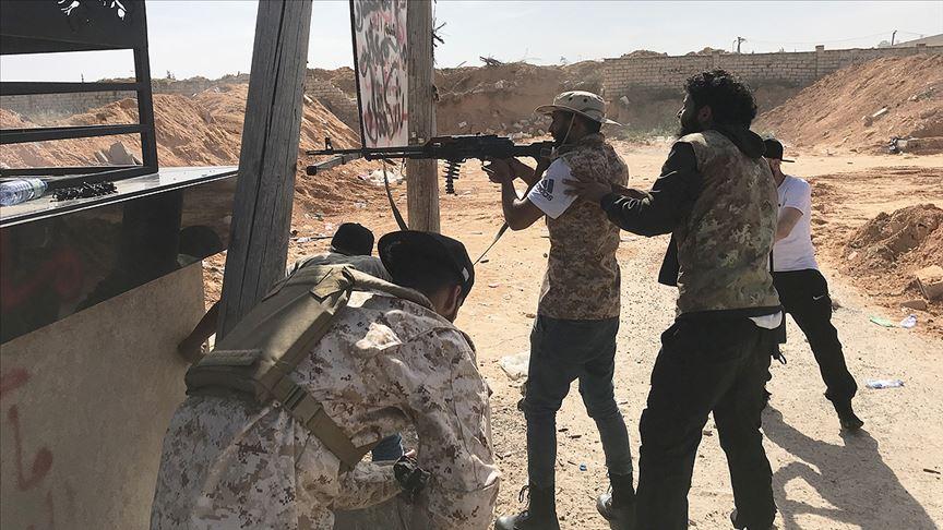 Libya'da Ulusal Mutabakat Hükümeti, başkent Trablus'ta kontrolü sağladı