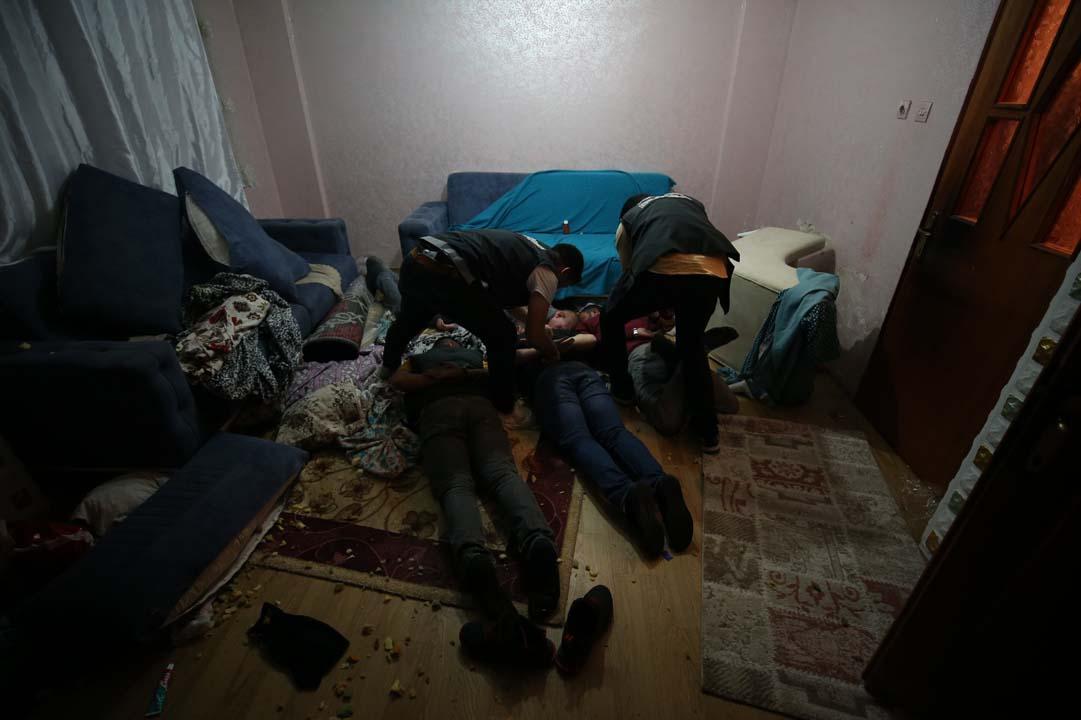 Bursa'da 'Şehit Erman Özcan' adıyla dev operasyon: 50 gözaltı