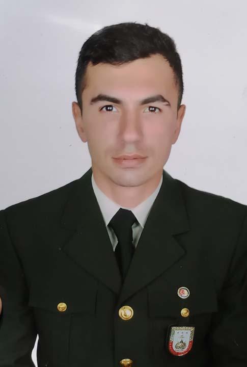 İdlib şehidi Uzman Onbaşı Ercan Zengin son yolculuğuna uğurlandı