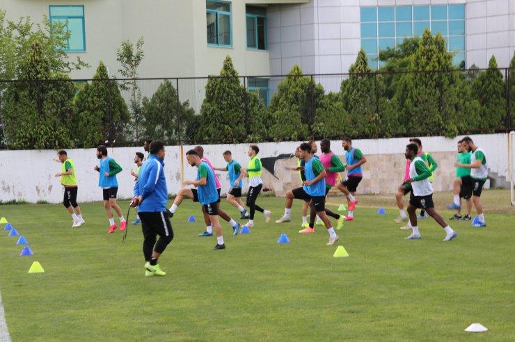 Denizlispor'da Beşiktaş maçı hazırlıkları sürüyor