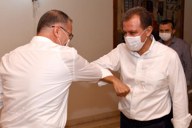 """Seçer: """"Yeni yapılacak tesisle Silifke ve Taşucu'nun arıtma sorununu birlikte çözeceğiz"""""""