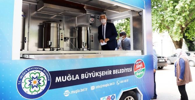 Muğla Büyükşehir Belediyesi olası afetlere hazırlığını sürdürüyor