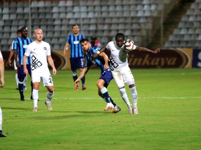 TFF 1. Lig: Adana Demirspor: 2 - Osmanlıspor: 1