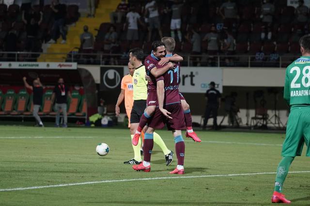 Alanyaspor Trabzonspor maç sonucu | Alanyaspor Trabzonspor maç özeti