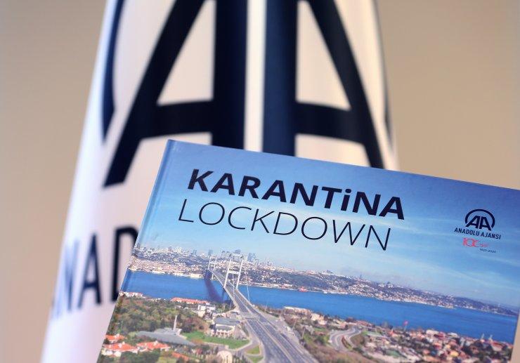 """AA, salgının """"sessizliğine"""" tanıklık ettiği fotoğrafları """"Karantina"""" albümünde topladı"""