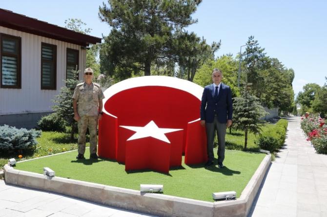 Vali Oktay Çağatay'dan Van ziyareti
