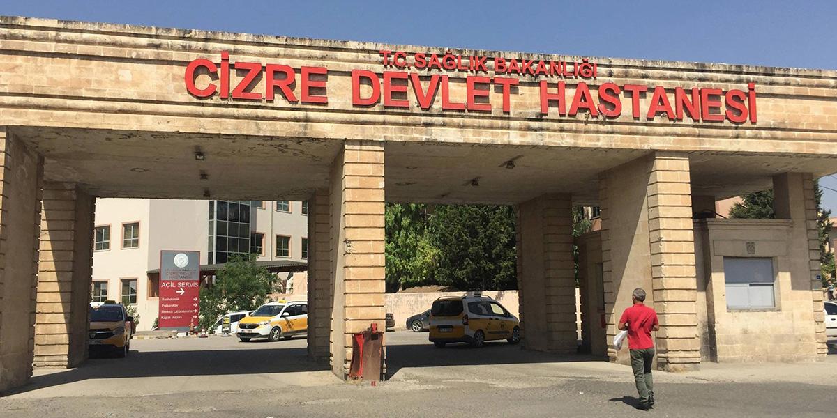Sosyal medyadan çağrı yaptılar! Cizre Devlet Hastanesi Koronavirüs hastalarıyla doldu