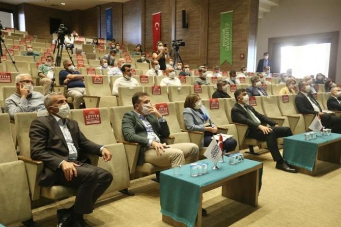 Büyükşehir AYKOME Toplantısı'nda yüksek konut fiyatları konuşuldu