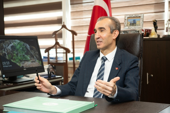 """DSİ Genel Müdürü Yıldız,"""" Elazığ içme suyu ana isale hattı tamamlandı"""""""