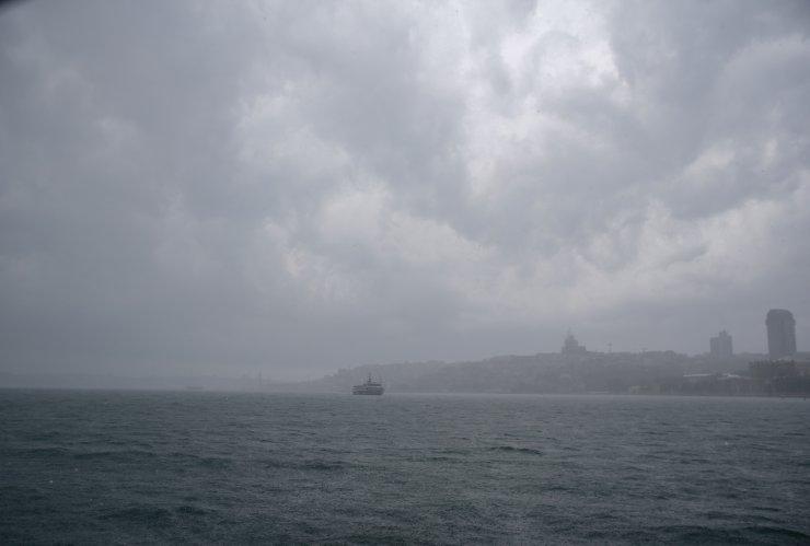 GÜNCELLEME - İstanbul'daki yağış