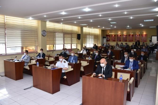 Karabük İl İdare Şube Başkanları Toplantısı