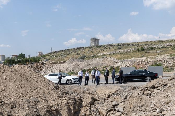 Başkan Büyükkılıç'tan spor tesislerine tam destek