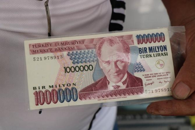 Eski paraların değeri dudak uçuklatıyor