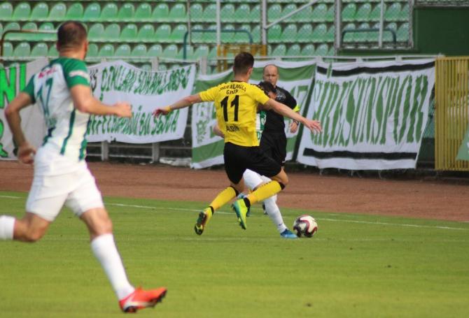 TFF 1. Lig: Giresunspor: 2 - İstanbulspor: 1